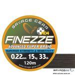 Savage Gear Finezze Braid 120m